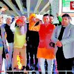 हिंदुस्तान केसरिया क्लब ने हवन कर शहीदों को दी श्रदाजली