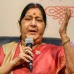 मसूद अजहर मामले में US और फ्रांस का साथ मिलना भारत की कूटनीतिक सफलता: सुषमा